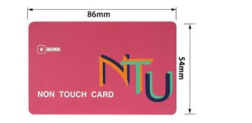 MIWAノンタッチカード
